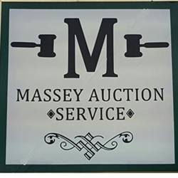Massey Auction Service Inc Logo