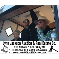 Lynn Jackson Auction & Real Estate Co, LLC Logo