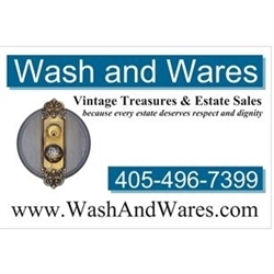 Wash And Wares Logo