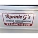 Ronnie G's Antiques and Estate Liquidations Logo
