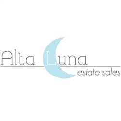Alta Luna Estate Sales, LLC Logo