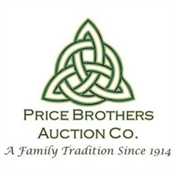 Price Brothers Auction Co. Logo