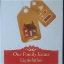 One Family Estate Liquidation Logo