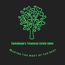 Tanenbaum's Treasures Estate Sales & Appraisals Logo