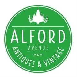 Alford Avenue Antiques & Vintage Estate Sales Logo