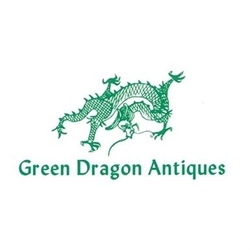 Green Dragon Antiques Logo