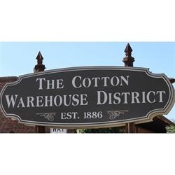 Cotton Warehouse Estate Sales Logo