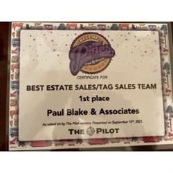 Paul Blake & Associates Logo