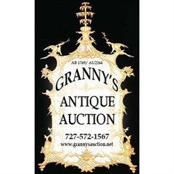 Granny's Auction House Logo
