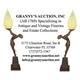 Granny's Auction House Logo