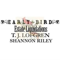 Early Bird Estate Liquidations Logo