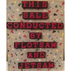 Flotsam & Jetsam Estate & Moving Sales Logo
