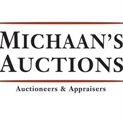 Michaan's Auctions Logo
