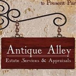Antique Alley Estate Services & Appraisals Logo