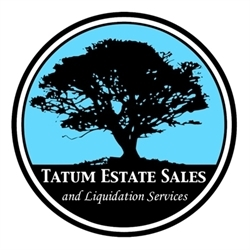 Tatum Estate Sales And Liquidation Services Logo