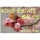 Kim's Estate Sales Logo