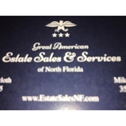Great American Estate Sales and Services of North Florida Logo