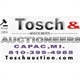 Ron And Ray Tosch Auction Service Logo