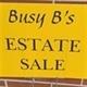 Busy B's Estate Sales Logo