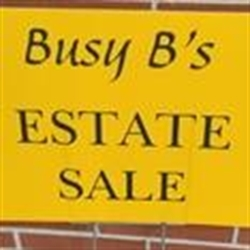 Busy B's Estate Sales Logo