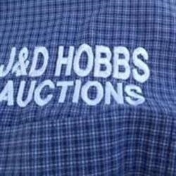 JND Hobbs Auctions/Estate Sales Logo
