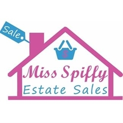Miss Spiffy Estate Sales of Long Island Logo