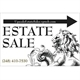 Upscale Estate Sales Logo