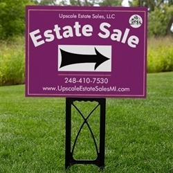 Upscale Estate Sales, Llc Logo