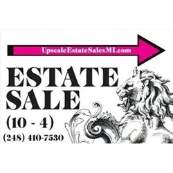 Upscale Estate Sales, Llc Logo