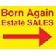 Born Again Estate Sales Logo