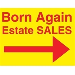 Born Again Estate Sales Logo