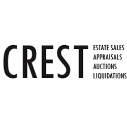Crest Estate Sales Logo