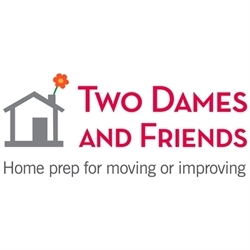 Two Dames And Friends Logo
