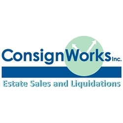 Estate Sales by Consignworks Logo