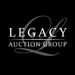 Legacy Auction Group: Kansas City Estate Services Logo