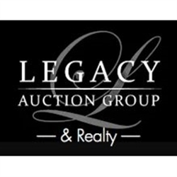 Legacy Estate Sales and Auction Group Logo