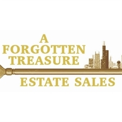 A Forgotten Treasure Estate Sales Logo