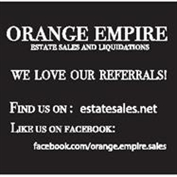 Orange Empire Estate Sales And Liquidations
