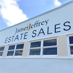 James & Jeffrey Estate Sales Logo
