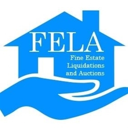 Fine Estate Liquidation And Auction Company Logo