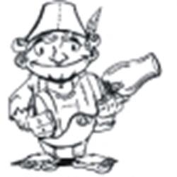 Hobbit's Estate Sales, Appraisers, And Liquidators Logo
