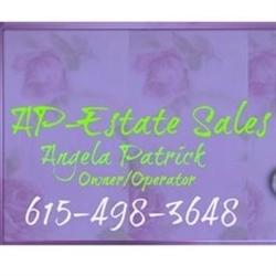 Ap Estate Sales Logo