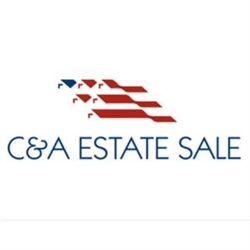 C & A Estate Sales Logo