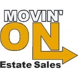 Movin On Estate Sales Logo