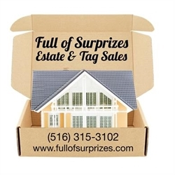 Full Of Surprizes Tag Sales Logo