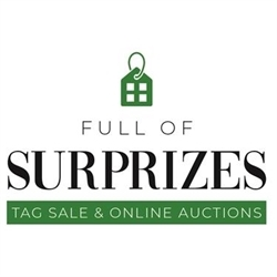 Full Of Surprizes Tag Sales