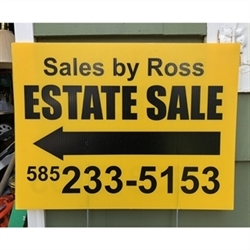 Sales By Ross Logo