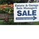 Estate And Garage Sale Managers Logo