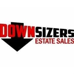 Downsizers 100% Sold Estate Sales Logo