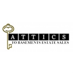 Attics to Basements Estates Logo